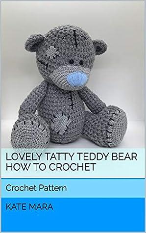 Valentine Heart Teddy Bear Amigurumi Free Crochet Pattern ... | 475x298