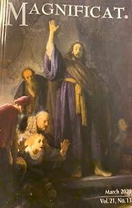 Magnificat - March, 2020, Vol. 21, No. 13