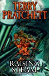 Raising Steam (Discworld, #40, Moist von Lipwig #3)