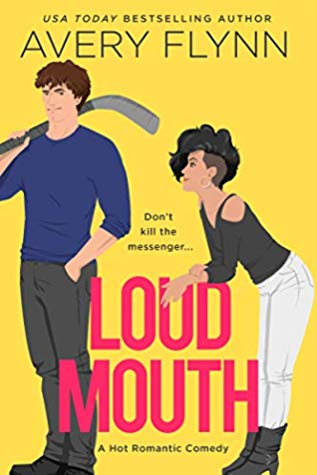 Loud Mouth (Ice Knights, #3)