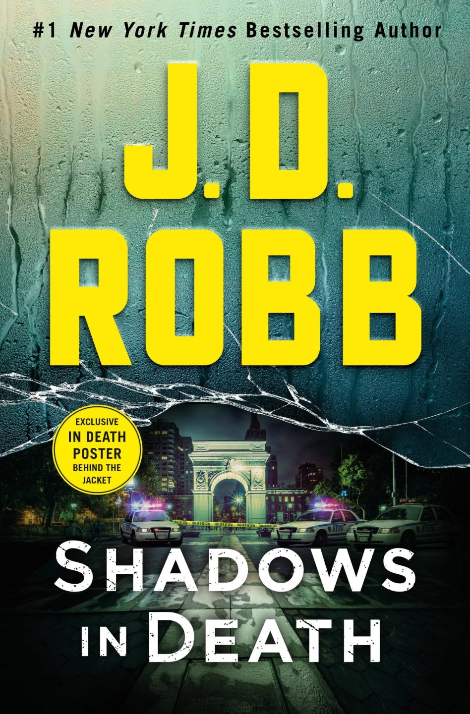 Book Review: Shadows in Death by J.D. Robb