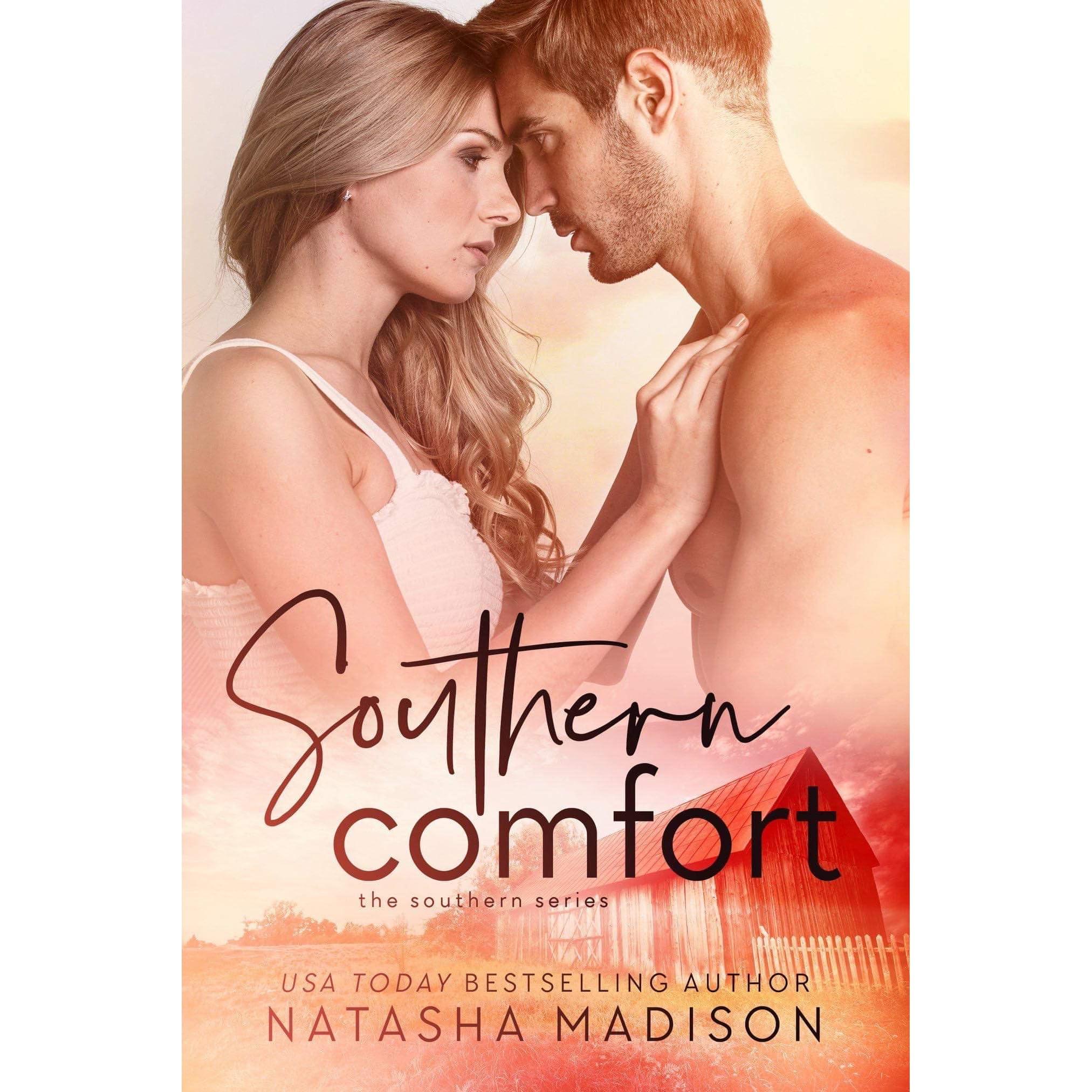 Southern Comfort (Southern Series, #2) by Natasha Madison