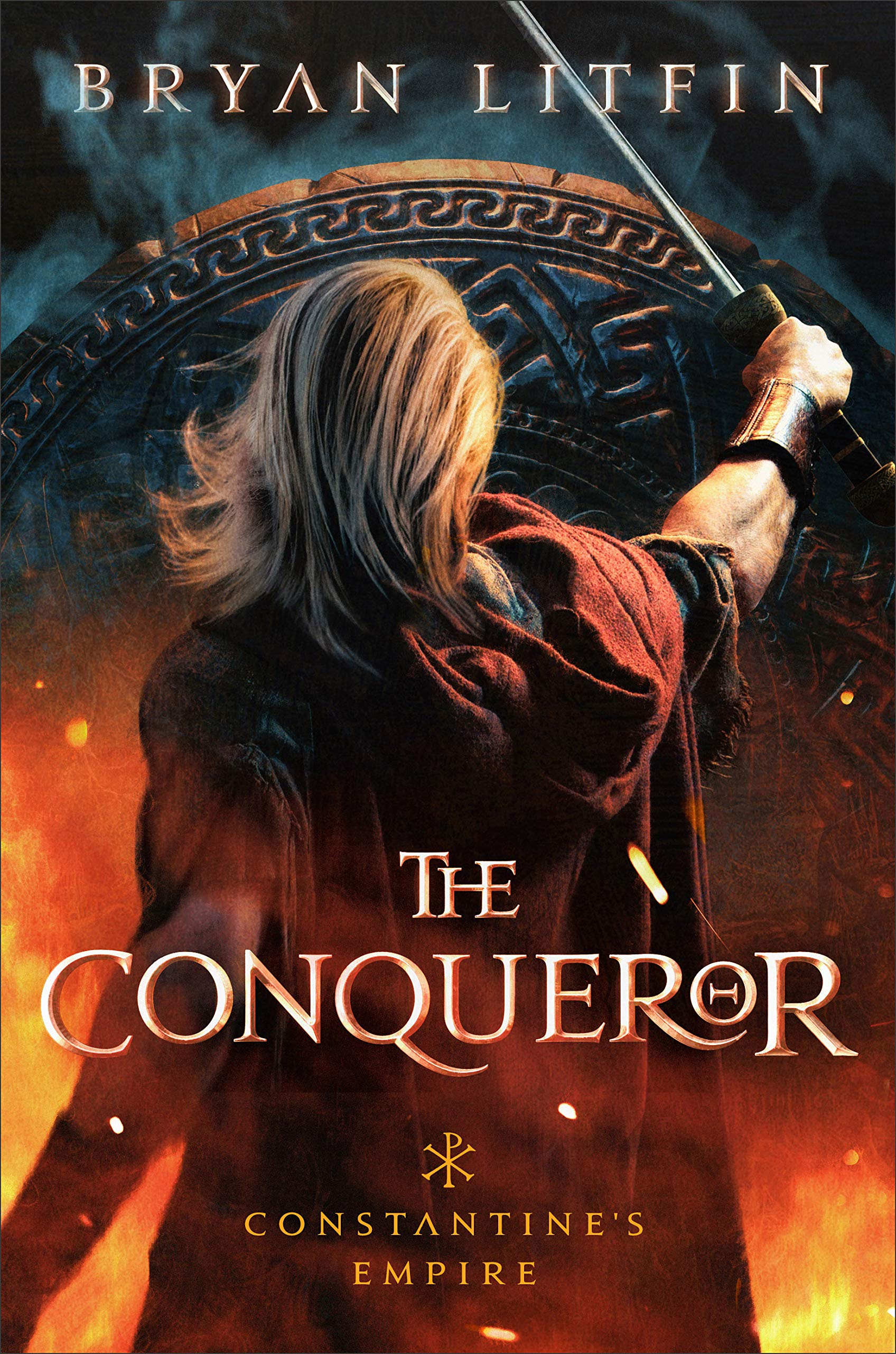 The Conqueror (Constantine's Empire, #1)
