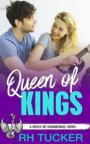 Queen of Kings (Kings of Karmichael #3)