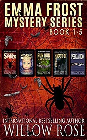 Emma Frost Mystery Series: Book 1-5