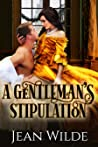 A Gentleman's Stipulation (The Scarlet Salon, #4)