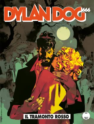 Dylan Dog n. 402: Il tramonto rosso
