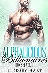Alphalicious Billionaires Box Set, Vol II