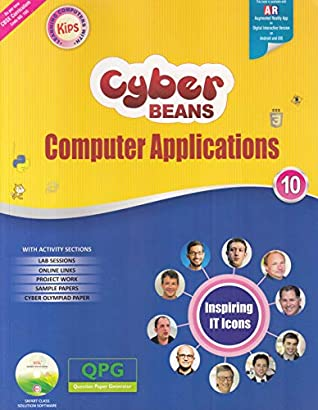 Kips Cyber Beans Computer Applications for Class 10