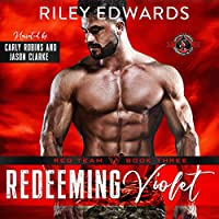 Redeeming Violet (Red Team, #3)