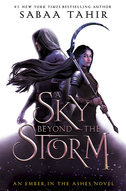 A Sky Beyond the Storm - Sabaa Tahir