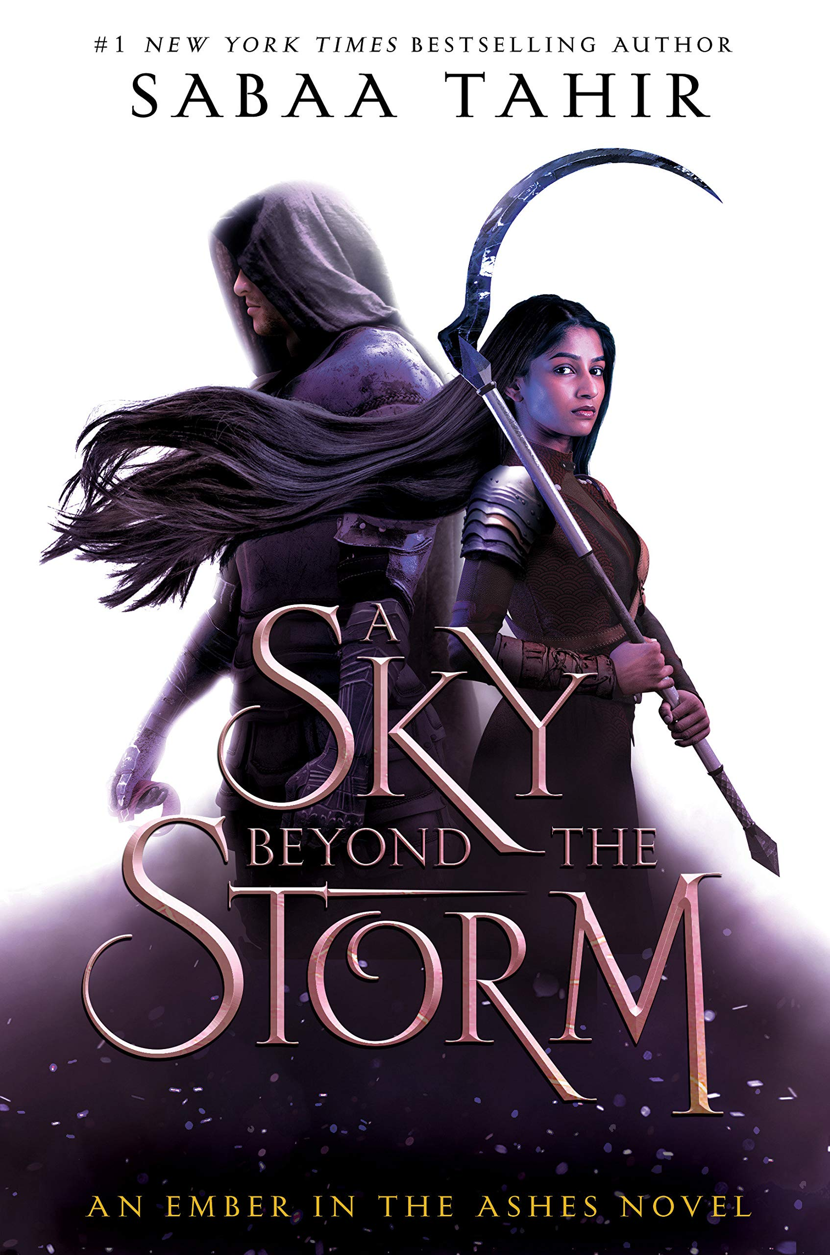 A Sky Beyond the Storm by Sabaa Tahir