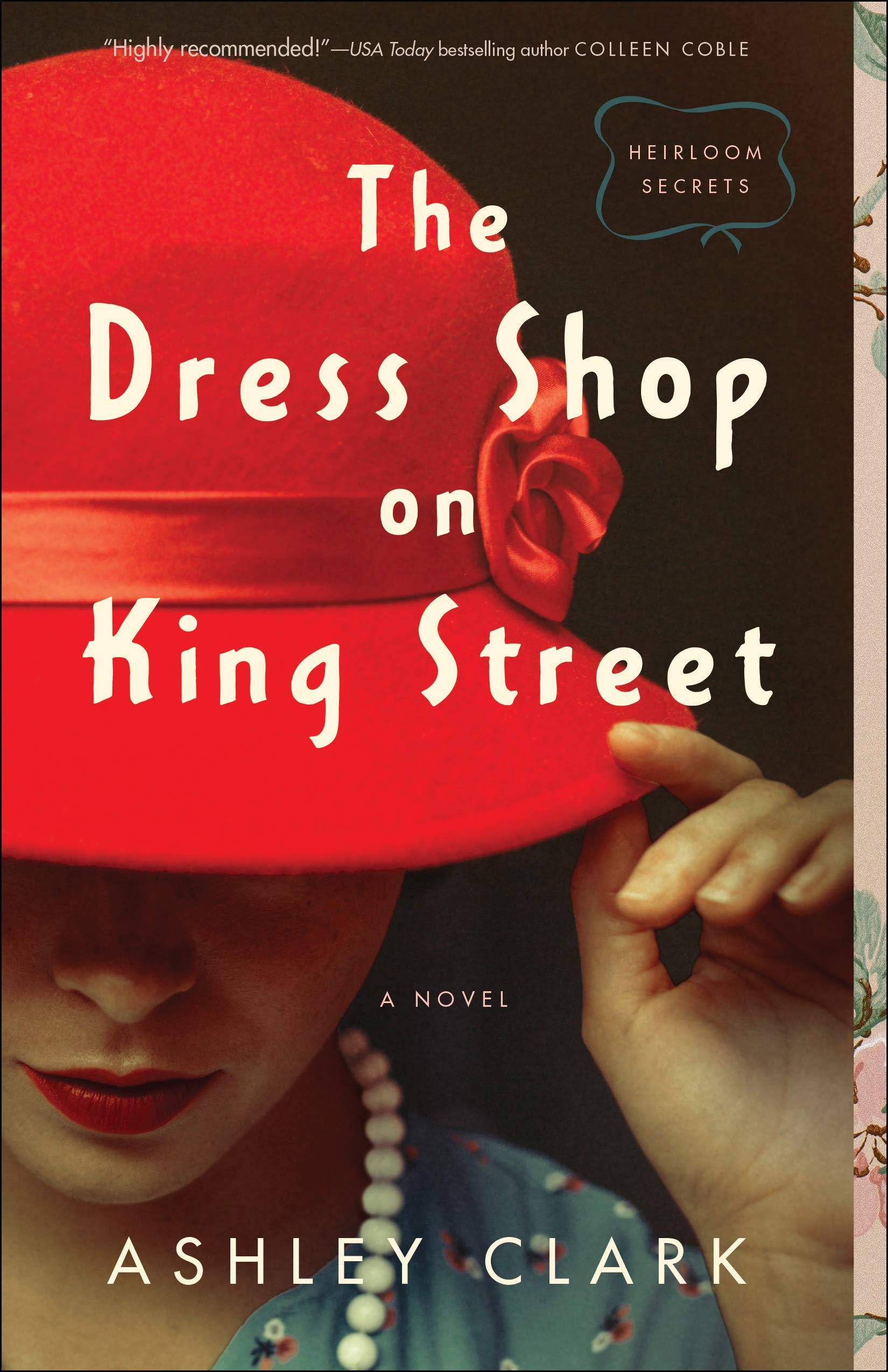 The Dress Shop on King Street (Heirloom Secrets)
