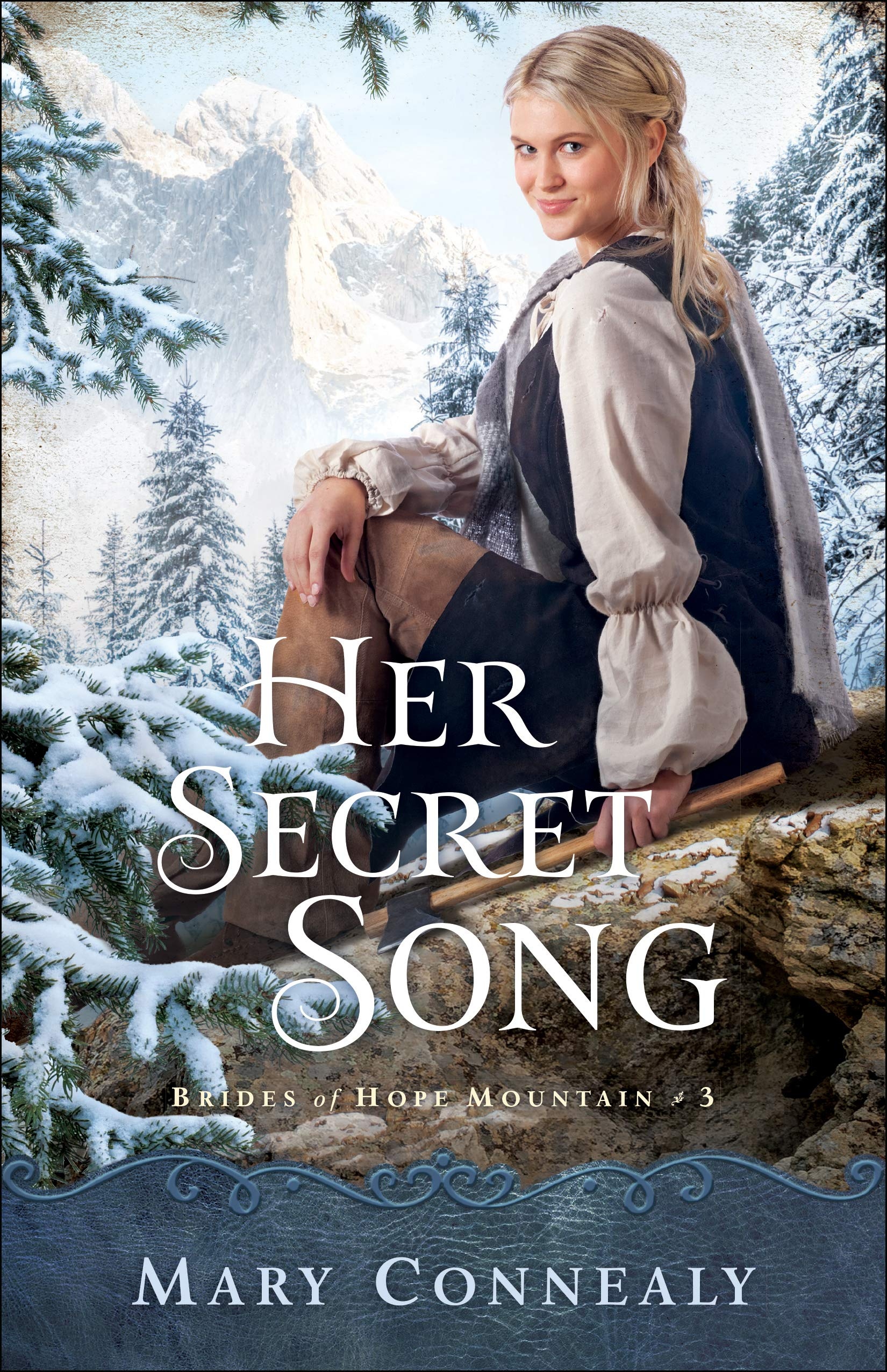 Her Secret Song (Brides of Hope Mountain, #3)