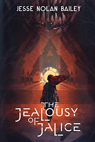The Jealousy of Jalice (A Disaster of Dokojin, #1)
