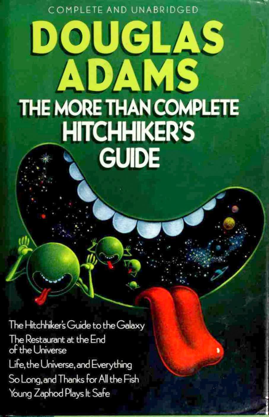 the ultimate hitchhikers guide to the galaxy pdf free download