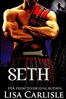Seth: A Highland Wolf Shifter Romance (Highland Gargoyles) (Volume 4)