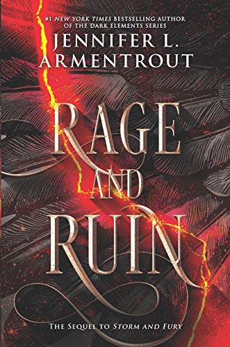 Rage and Ruin (The Harbinger Series) - Jennifer L. Armentrout