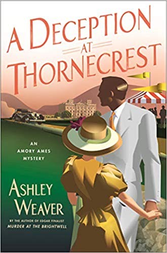 A Deception at Thornecrest (Amory Ames #7)