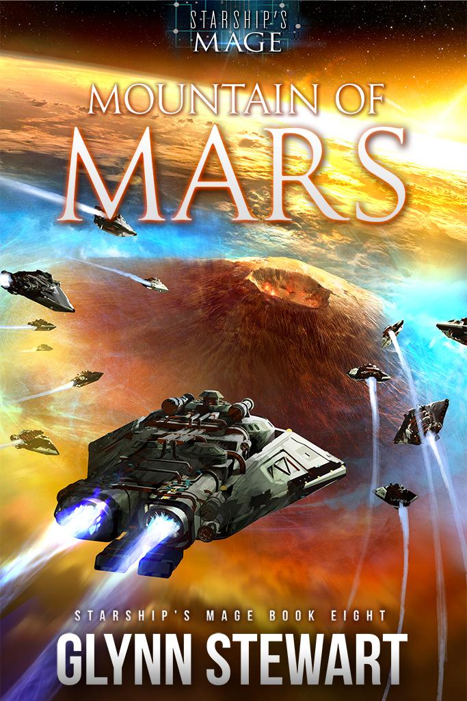 Mountain of Mars
