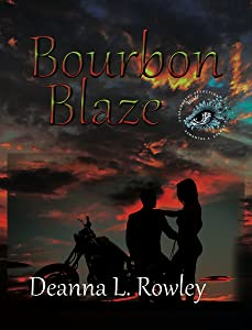 Bourbon Blaze (Stormville, #1; Suspenseful Seduction World)
