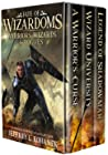 Warriors, Wizards, & Rogues: Tales of Swords & Sorcery (Fate of Wizardoms, #0.5)