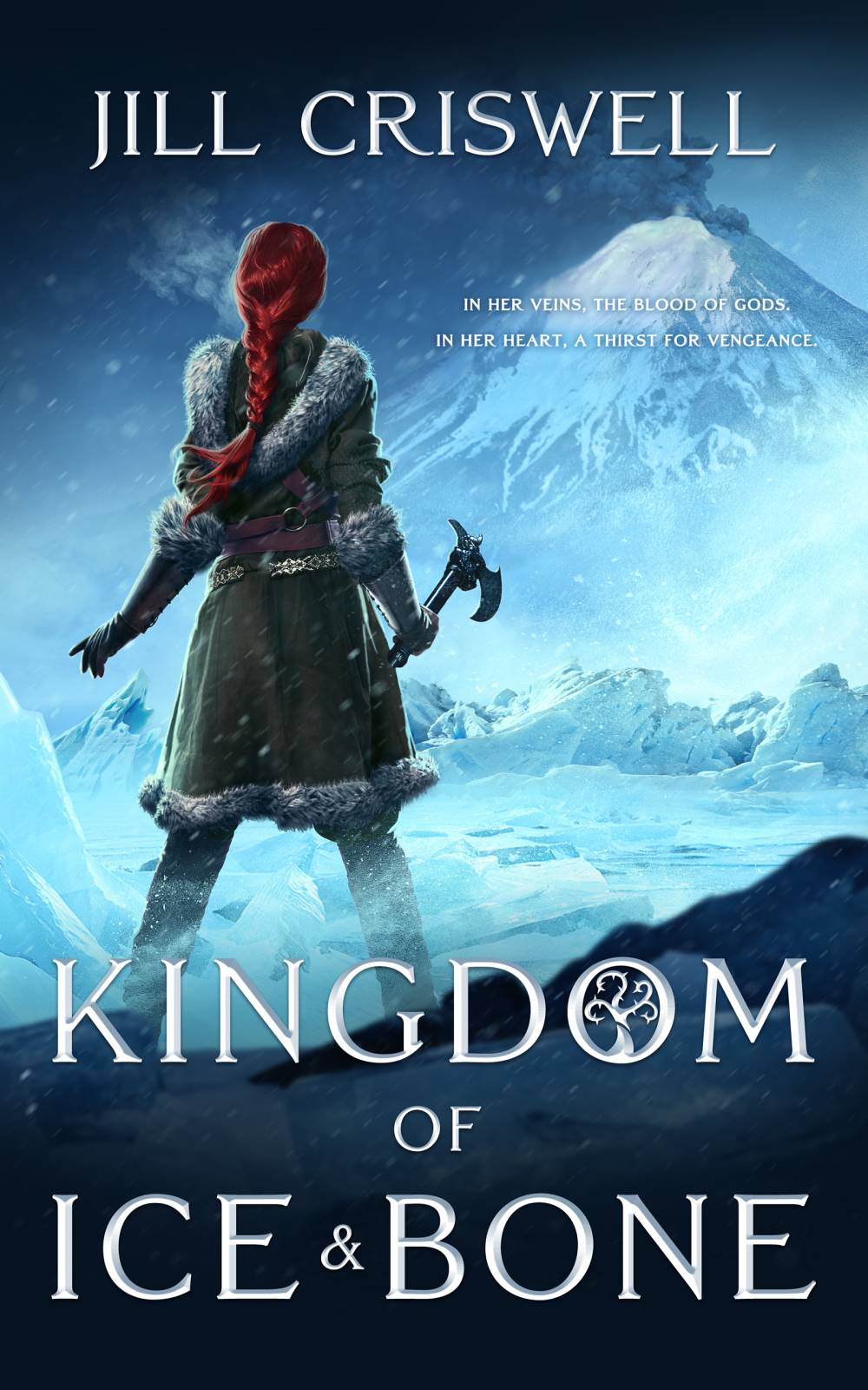 Kingdom of Ice and Bone (Frozen Sun Saga, #2)