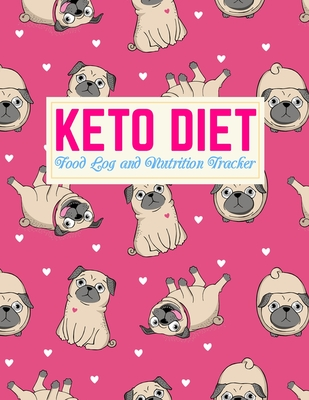 Keto Diet Food Log and Nutrition Tracker: Nifty Daily Ketogenic Meal Planner Weight Loss Journal and Healthy Living Diary Low Carb Fitness Tracker and Wellness Notebook Design Code FD 0003948