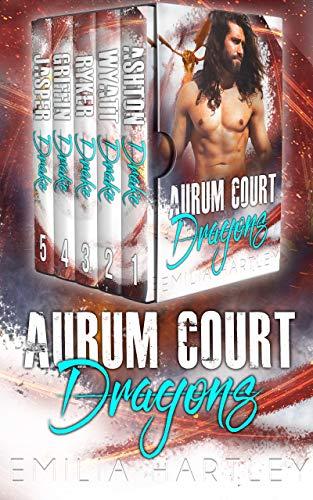 Emilia Hartley - 1-5 - Aurum Court Dragons
