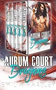 Aurum Court Dragons (Aurum Court Dragons, #1-5)