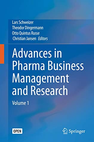 Advances in Pharma Business Management and Research: Volume 1