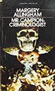 Mr Campion: Criminologist