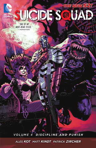 Suicide Squad, Volume 4: Discipline and Punish