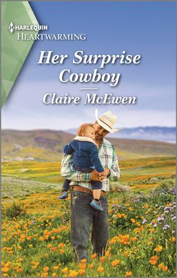 Her Surprise Cowboy (Heroes of Shelter Creek #3)