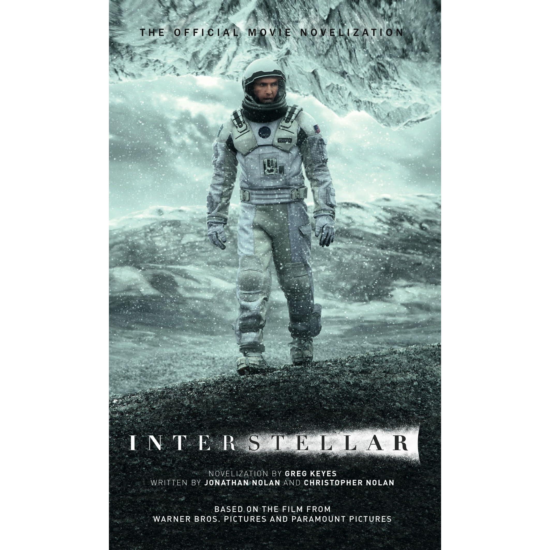 Interstellar By Greg Keyes