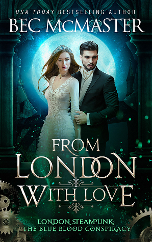 From London, With Love (London Steampunk: The Blue Blood Conspiracy #5.5)
