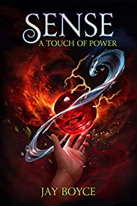 Sense (A Touch of Power, #3)