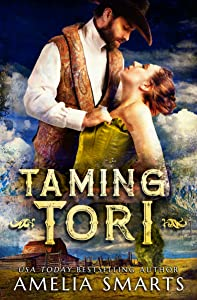 Taming Tori (Lost and Found in Thorndale, #3)