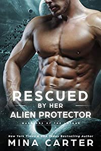 Rescued by her Alien Protector (Warriors of the Lathar #11)