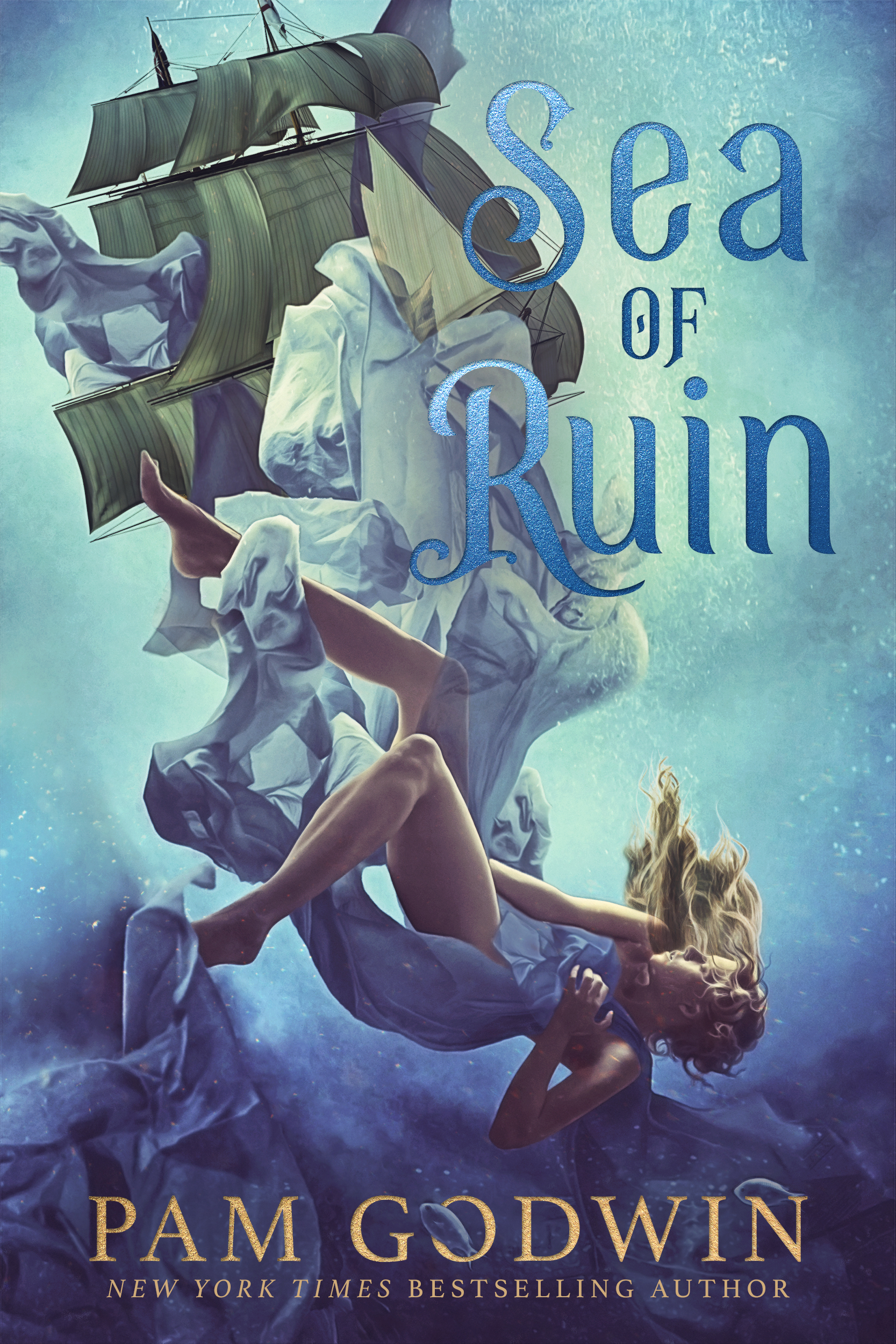 Sea of Ruin - Pam Godwin