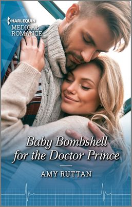 Baby Bombshell for the Doctor Prince