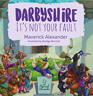 It's Not Your Fault (Darbyshire #2)