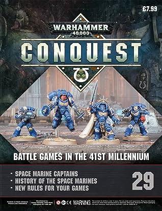 Warhammer 40,000 Conquest Volume 29