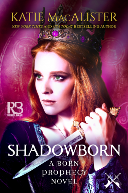 Shadowborn (Born Prophecy, #3)