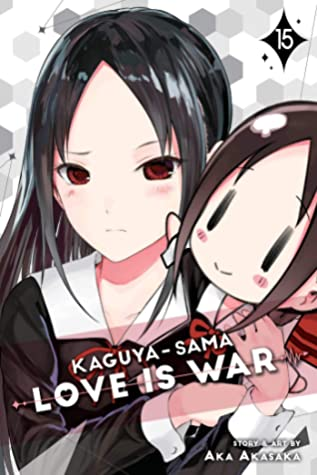 Kaguya-sama: Love Is War, Vol. 15
