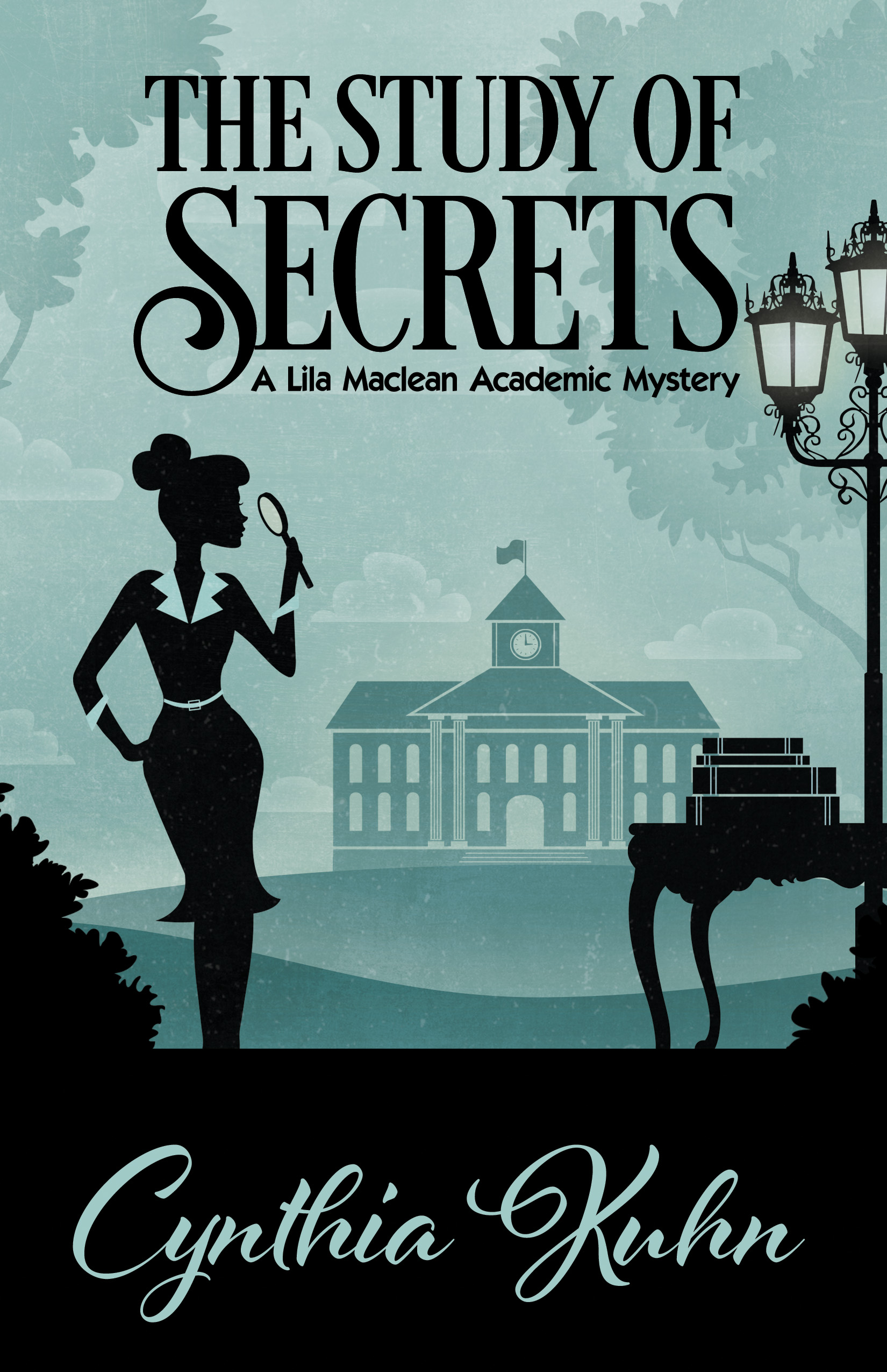 The Study of Secrets (Lila Maclean Academic Mystery #5)