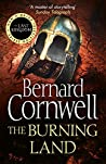 Book cover for The Burning Land (The Last Kingdom, #5)
