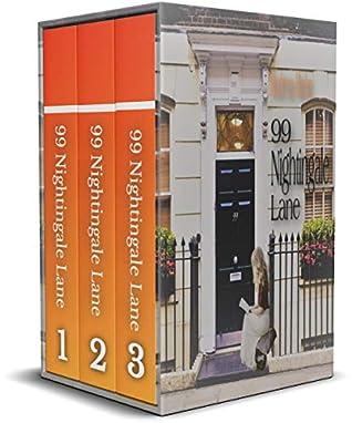 99 NIGHTINGALE LANE BOXSET: Enthralling Georgian historical fiction set in London and India (The Nightingale Lane Series)