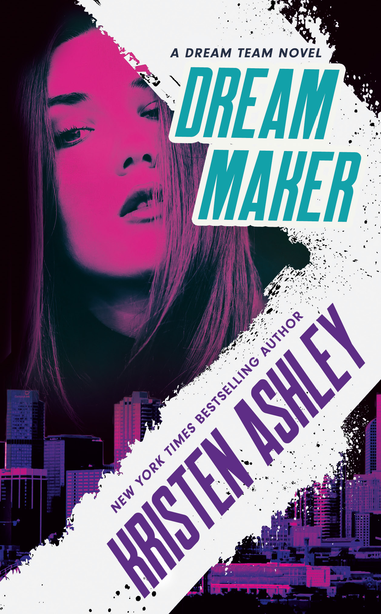 Dream Maker (Dream Team #1) by Kristen Ashley