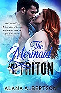 The Mermaid and The Triton (Heroes Ever After #2)